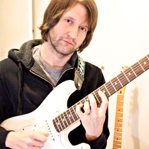 Guitar Blogger Adam Douglass