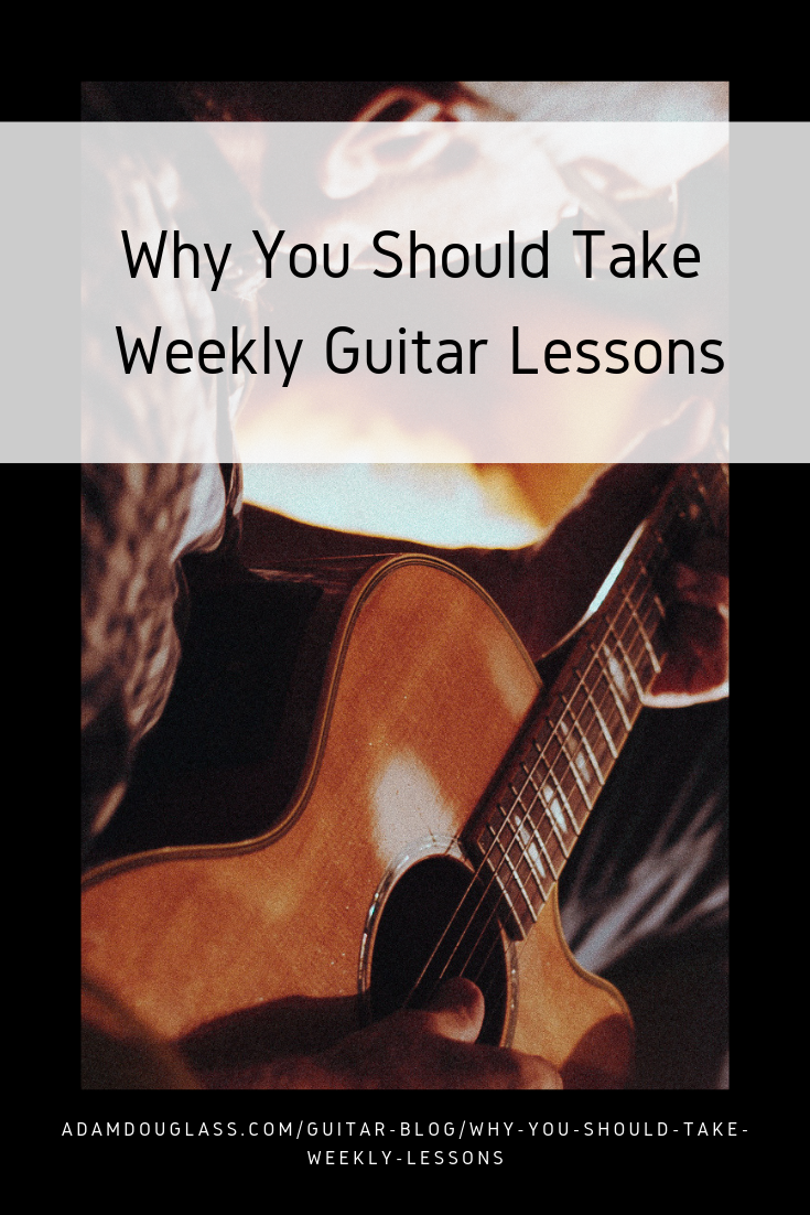 Pinterest Image - Weekly Guitar Lessons.png