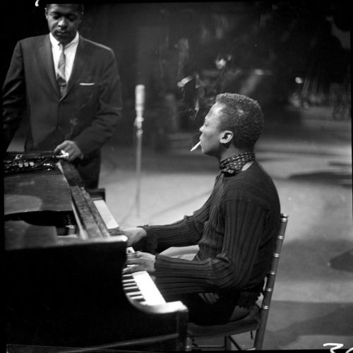 Miles could play the piano.