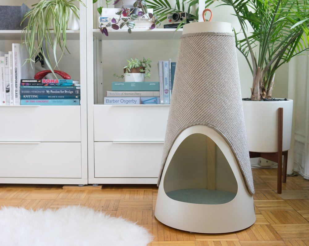THE BEST SCRATCH FOR YOUR CAT - Cats can be picky, which is why we're offering The Cone with a choice of scratching wraps. Our felt wrap is soft with a bit of texture, great for cats that like to scratch softer materials like carpets and upholstery. Our 100% natural sisal wrap is strong and durable with lots of texture. It's an irresistible scratch for kitties that really love to dig in.