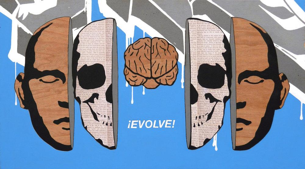 EVOLVE MAN