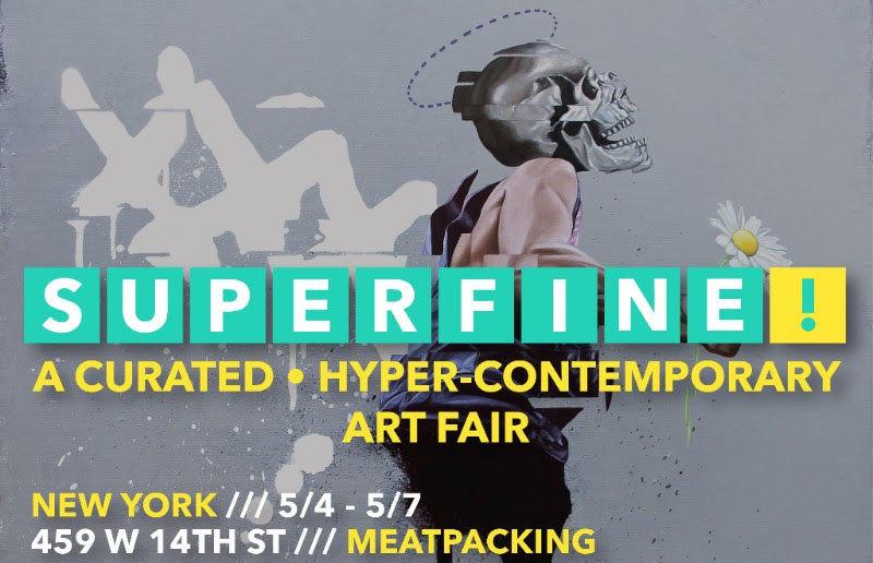 Superfine! NYC Tyler Whitlock Art