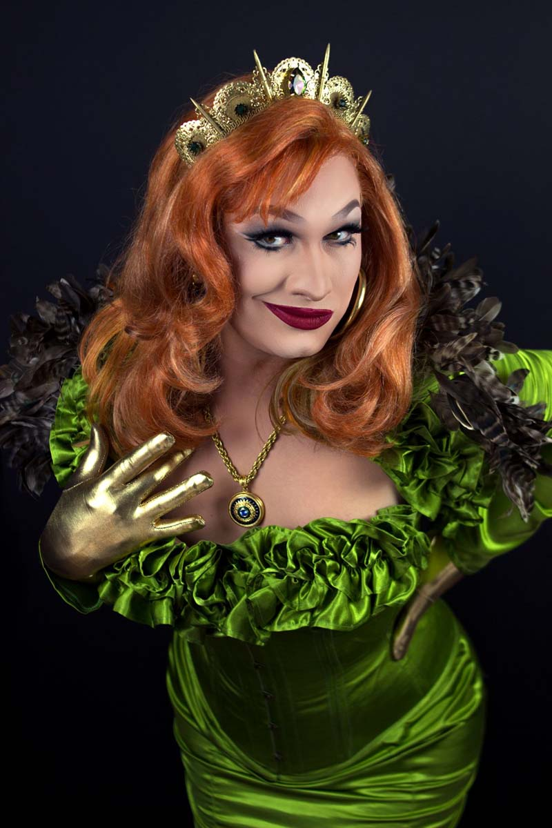 Jinkx Monsoon Will Star In The Vaudevillians At Cardiff's Sherman Theatre
