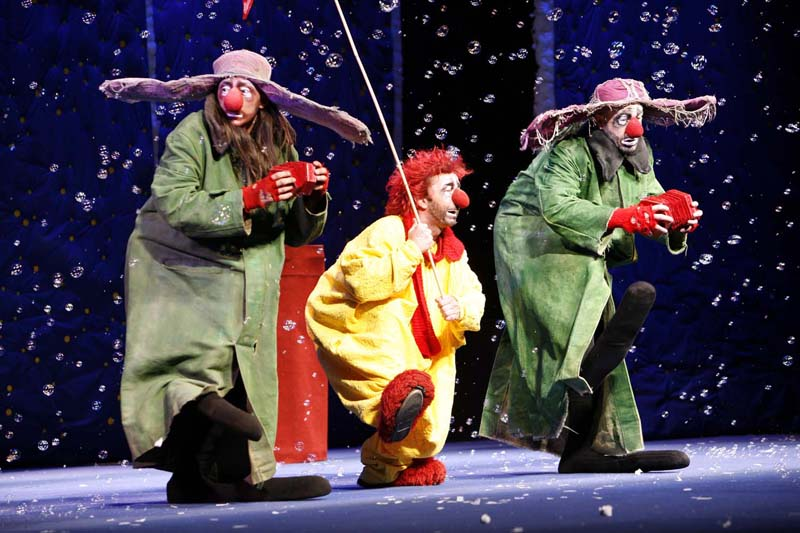 Slava's Snow Show was one of the most unmissable theatrical experiences for adults and children alike during 2017.