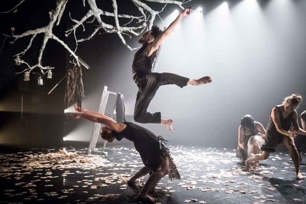 National Dance Company Wales Announce 16-Date Terra Firma