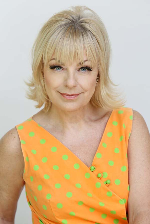 Singing star, Mari Wilson plays Cornbury Festival on July 15.