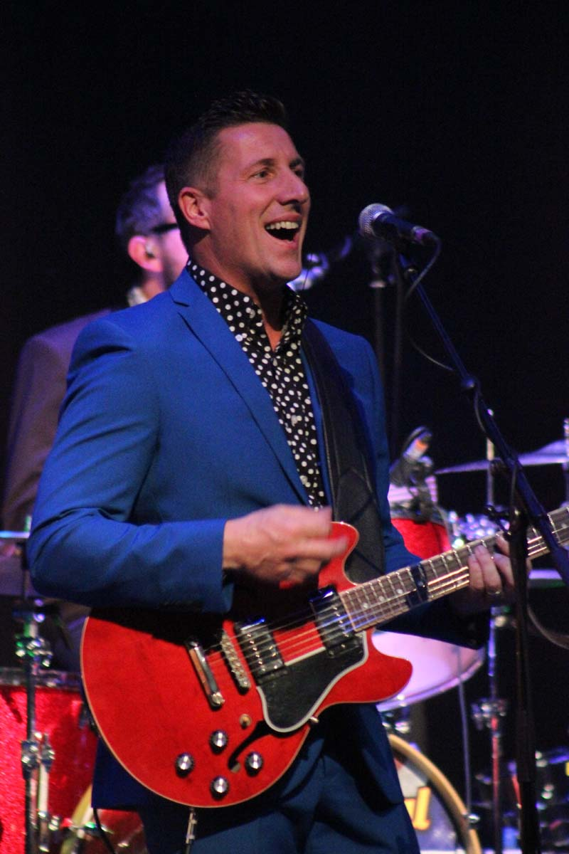 New Amen Corner vocalist Glen Leon will be Bringing On Back The 60s at Swansea Grand and Congress Theatre, Cwmbran during September 2018.