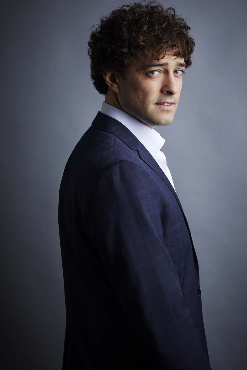 Lee Mead - 10th Anniversary Tour, The Riverfront, Newport, May, 2018