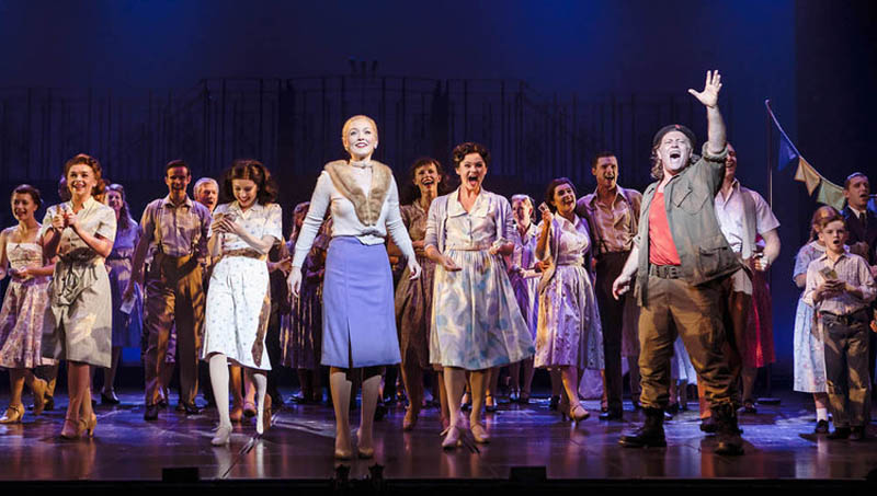 Evita (UK Tour), Wales Millennium Centre, Cardiff, August 2018