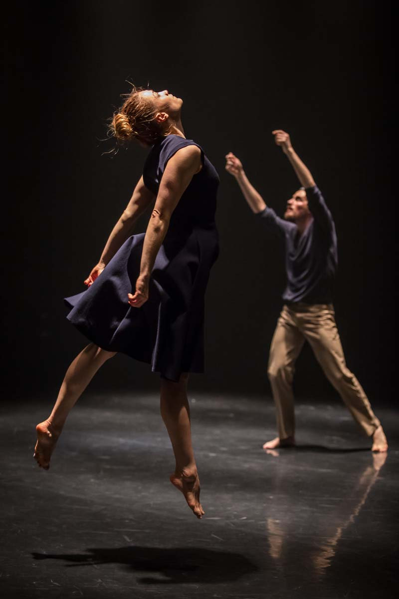 They Seek to Find the Happiness they Seem,  forms part of National Dance Company Wales'  Awakening  presentation Photo: Nicole Guarino