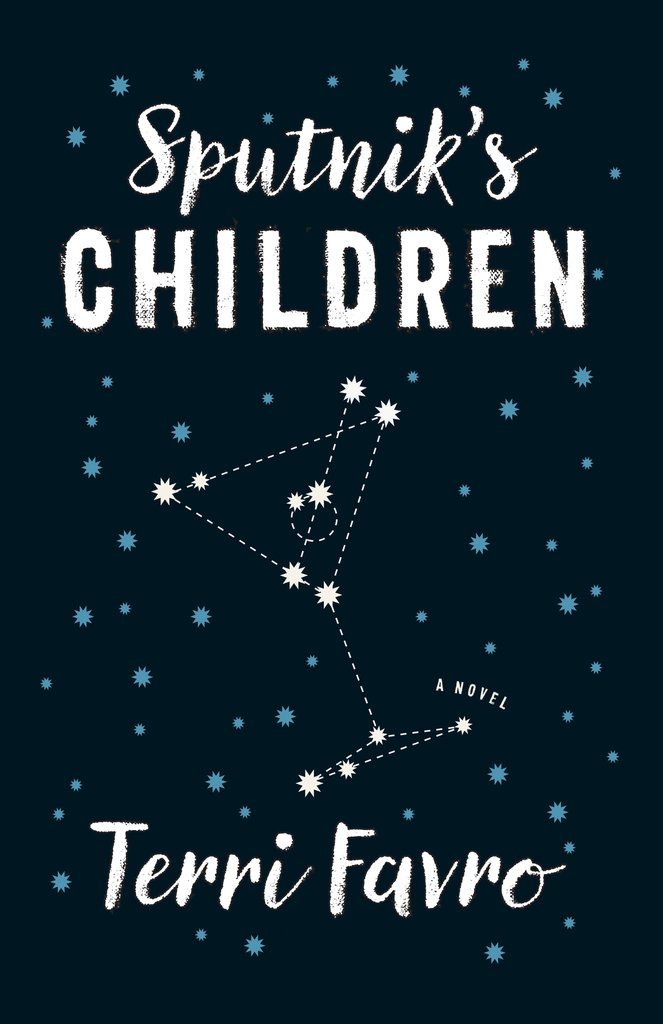 Terri Favro.  Sputnik's Children . ECW Press.  $19.95, 360 pp., ISBN: 9781770413412