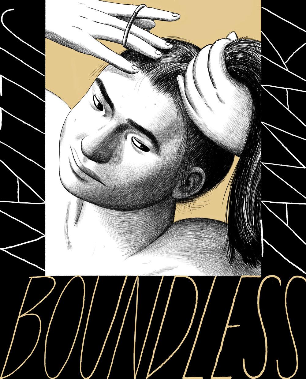 Jillian Tamaki.  Boundless . Drawn & Quarterly. $27.95, 248 pp., ISBN:9781770462878