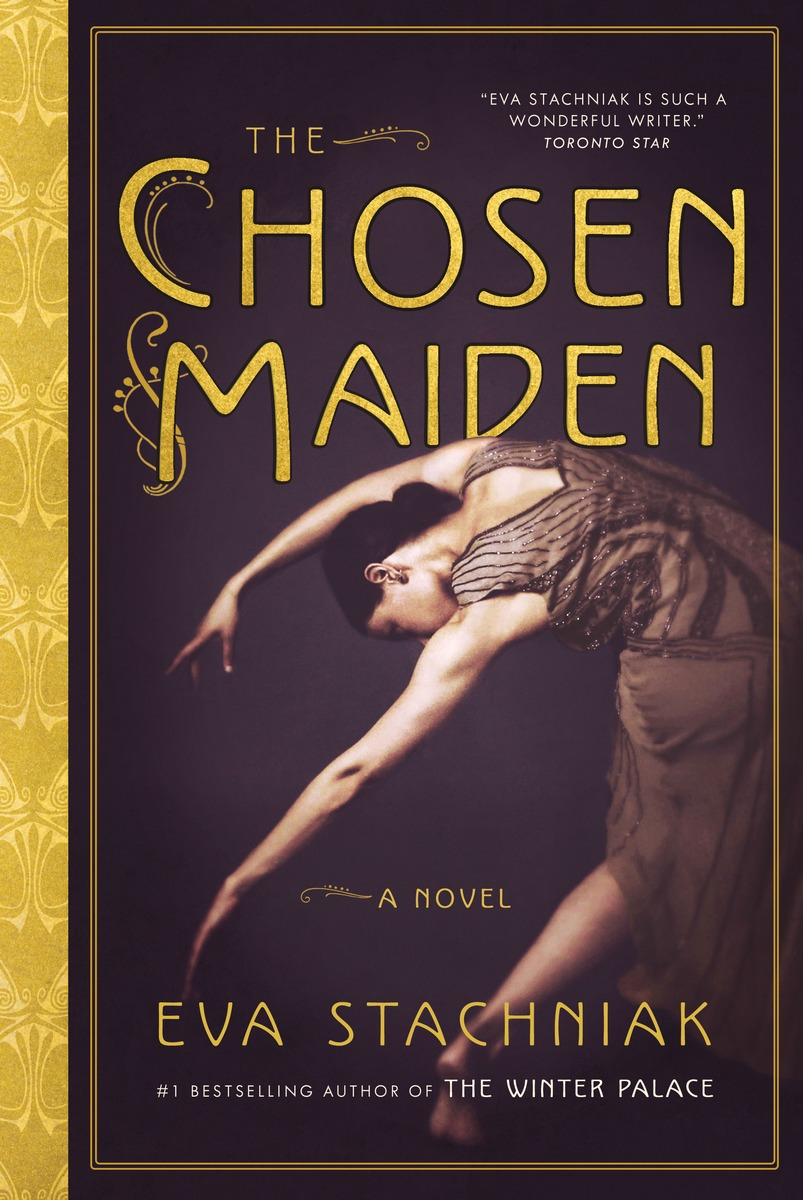 Eva Stachniak.  The Chosen Maiden . Doubleday Canada. $24.00, 432 pp., ISBN: 978-0385678568