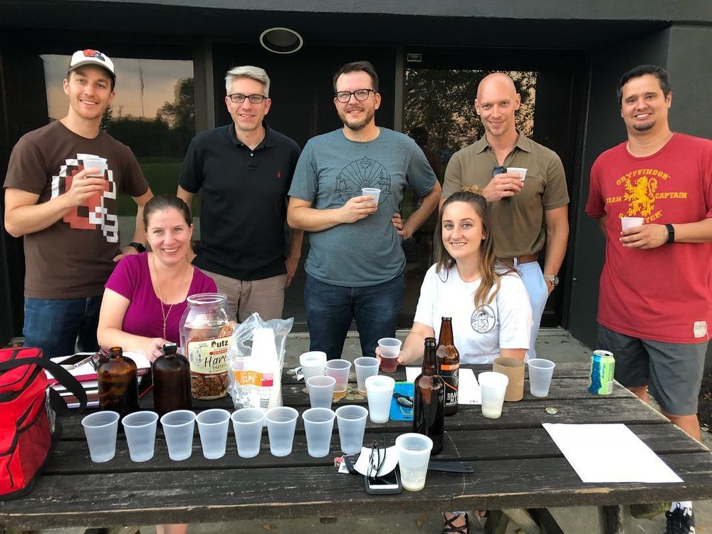 Thank you to the Olentangy River Brewing Company team!