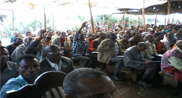 A section of conference participants - Ethiopia