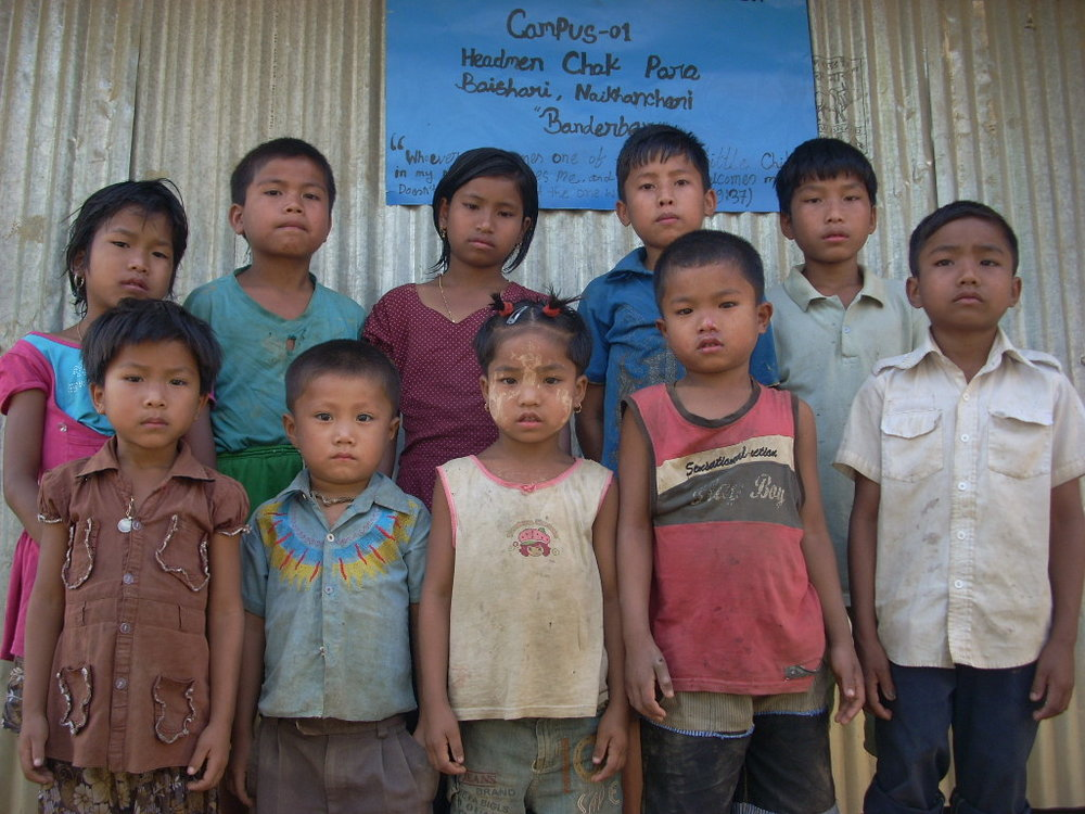 Children ministry education for poor children.JPG