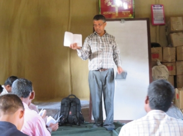 Bible Reading Promotion - Nepal