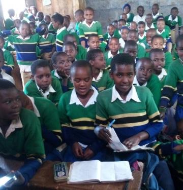 Bible Club - Tanzania