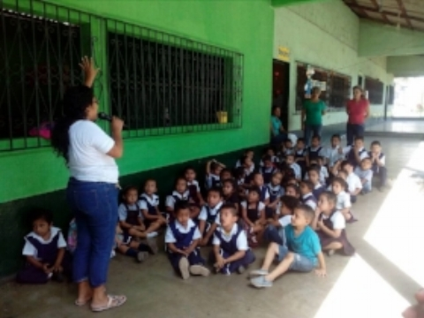 Bible Club – Guatemala