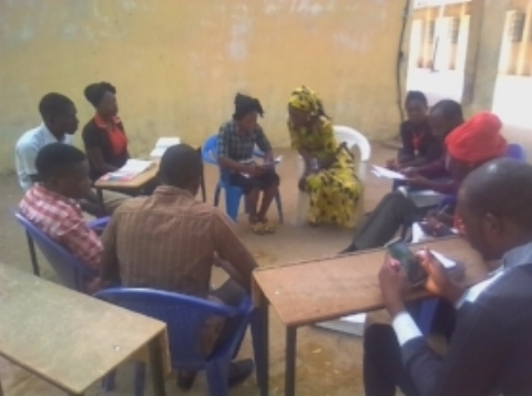 Small Group – Easter Conference, Maiduguri, Nigeria