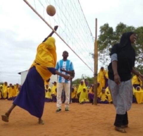 Sports Evangelism – Kenya