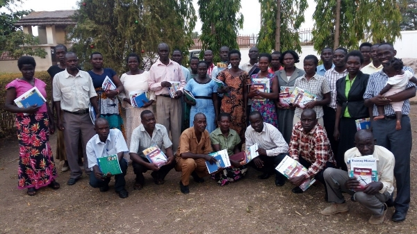 Teachers Trained in Soroti District, Uganda
