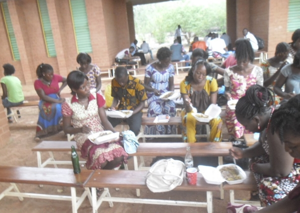 Sunday School Teachers' Training – Burkina Faso