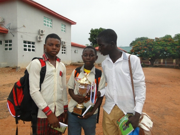 Bible Quiz Competition Winners – Kaduna, Nigeria