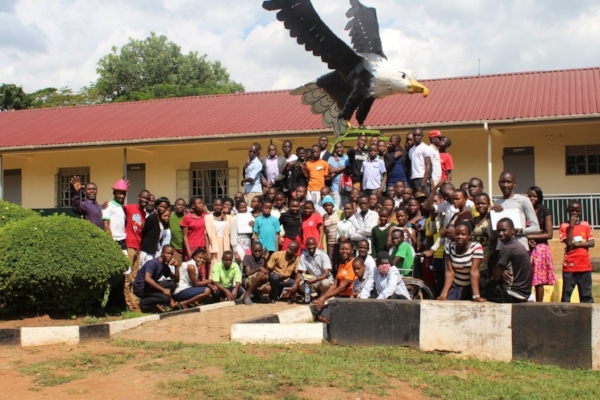 Mentorship Youth Camp Participants - Uganda