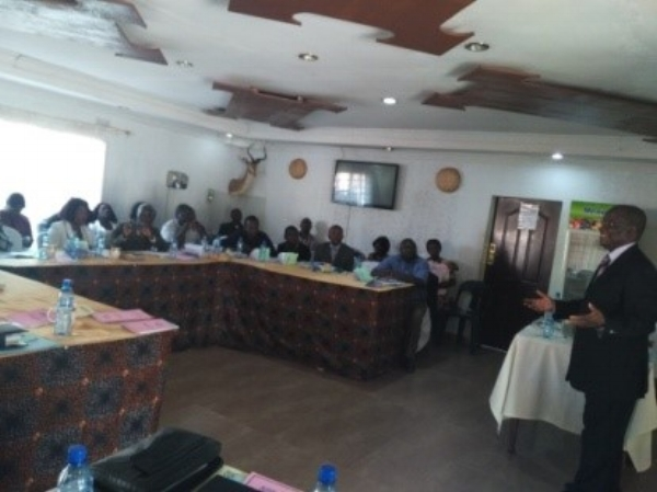 Leadership and Sunday School Teachers' Training – Zambia
