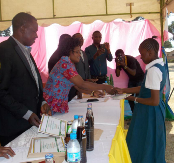 Standard 7 Send Forth/Graduation - Tanzania