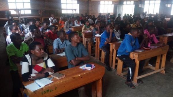 Youth Camp – Huve, Rwanda