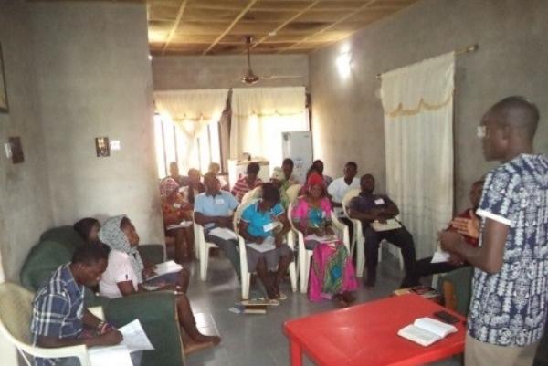 POSEC Training - Nigeria