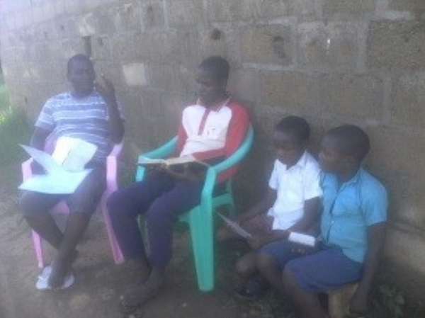 Neighborhood Ministry - Mozambique