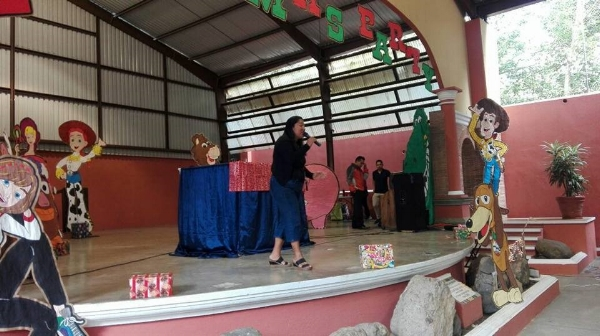 Christmas Activities – Jocotonango, Guatemala