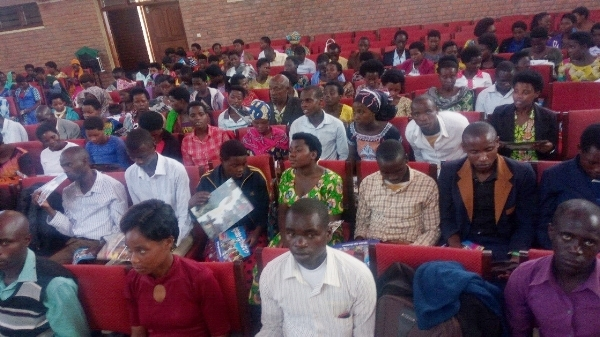 Pastors and Sunday School Teachers' Training – Rwanda