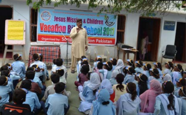 Vacation Bible School - Pakistan