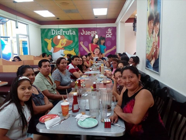 Volunteers Meeting – Escuintla, Guatemala