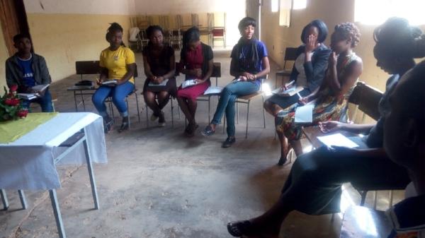 Leadership Training - City University of Science and Technology, Zambia