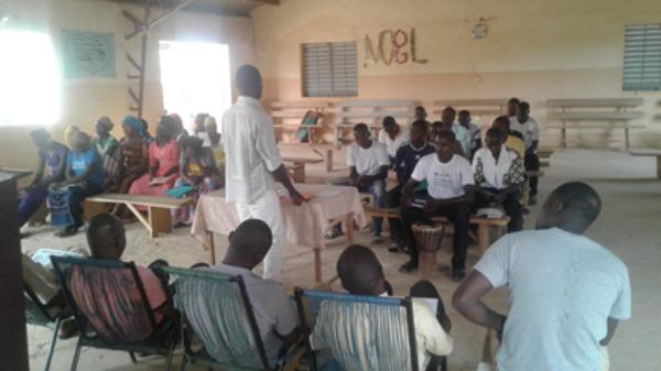 Launching Fortnight of Evangelization – Koro, Mali