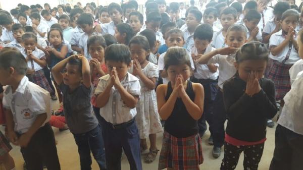 Primary School Bible Club – Guatemala