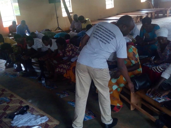 Sunday School Teachers' Training – Rwanda