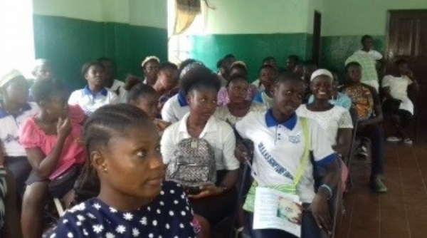 'A Day with the Lord' Seminar – Sierra Leone