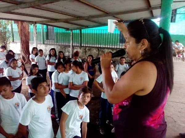 Ministering to Children - Guatemala