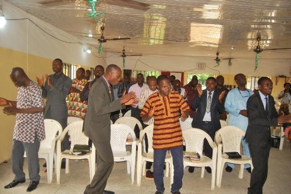 Visit to Post-Secondary School – Nigeria