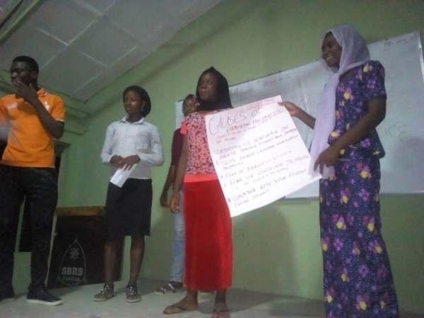 Evangelism Training – Nigeria