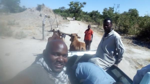 Public Transport – Mission to Kabosha, Zambia