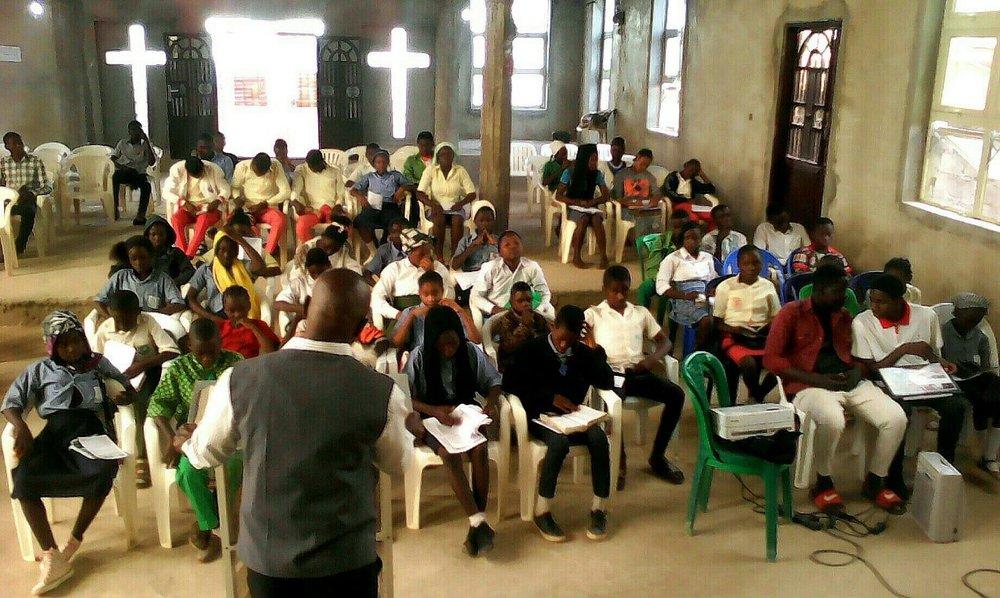 A Day Conference Rally – Kaduna, Nigeria