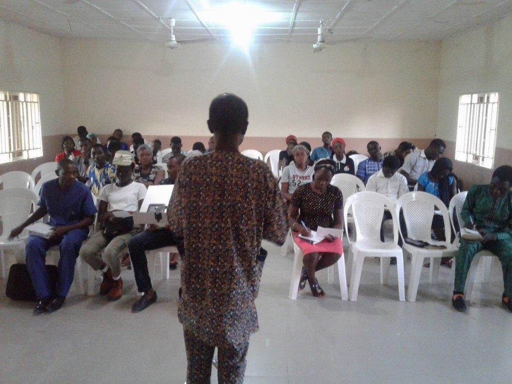 Bible Training Weekend – Yola, Nigeria