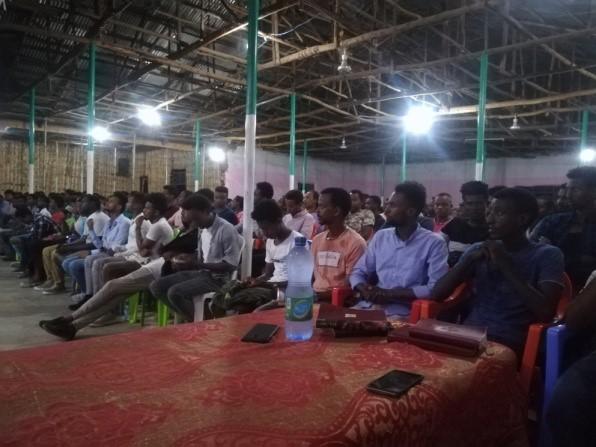 Prayer Conference – Arbaminch Campus, Ethiopia